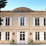 Château Sansonnet - façade