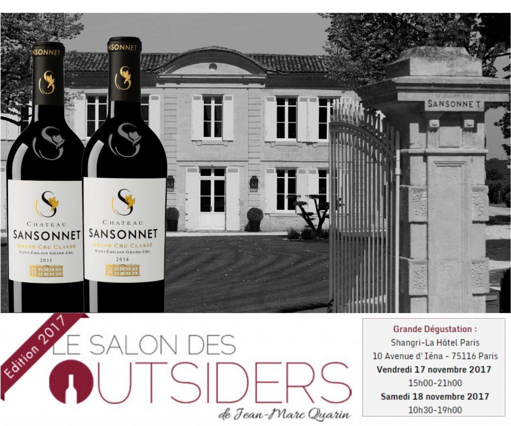 salon des outsiders 2017_Château SANSONNET